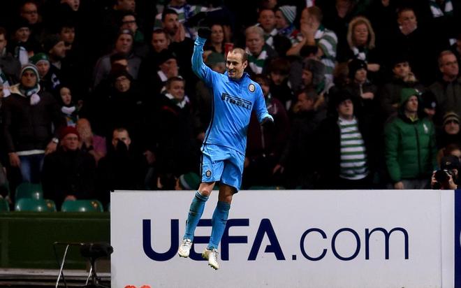 Palacio, doppietta contro il Celtic