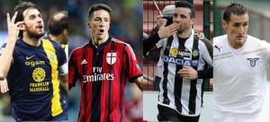 Serie A, tra vecchi e stranieri