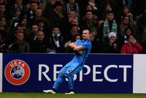 E' un super Shaqiri: l'elvetico segna e si prende l'Inter