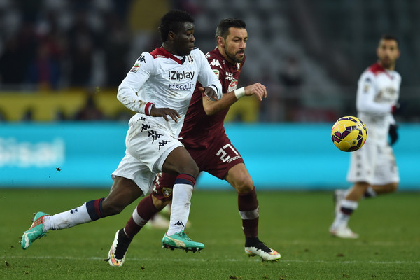 Torino e Cagliari pareggiano 1-1