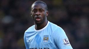 Yaya Touré sarà assente nel match tra Manchester City e Barcellona