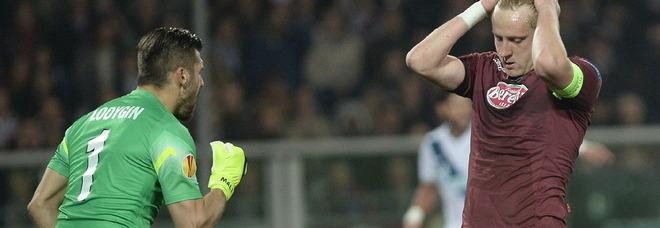 Torino-Zenit 1-0 pagelle.