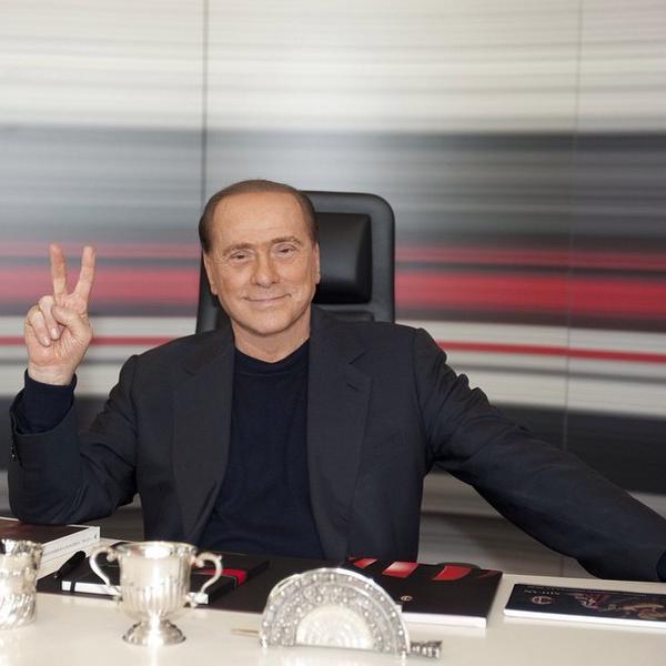 Berlusconi si è innamorato di Sarri