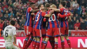 Il Bayern Monaco cerca la remuntada contro il Porto.