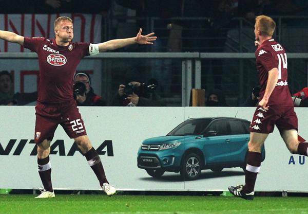 Un'incornata del Toro colpisce a morte il Napoli: 1-0 all'Olimpico