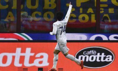 Inter-Fiorentina 0-1: spritz indigesto per Handanovic, viola sempre più Salah