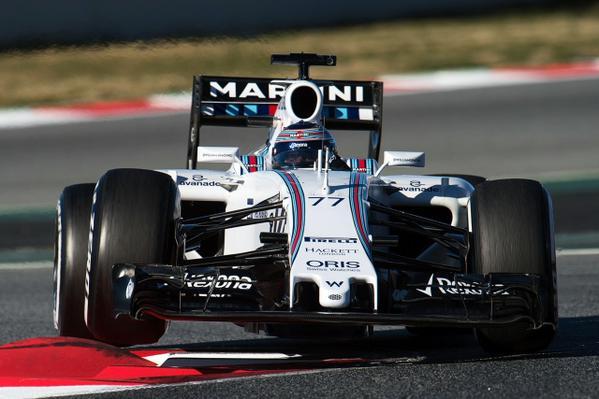 F1, test di Barcellona (4° giorno): Bottas primo e Vettel secondo