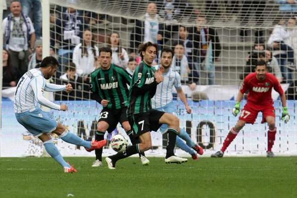Felipe Anderson protagonista nella domenica di Serie A.