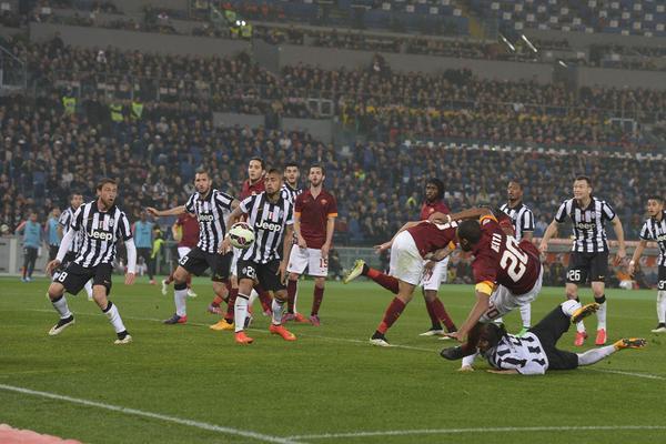Keita contro la Juventus ha messo a segno il suo secondo gol in stagione