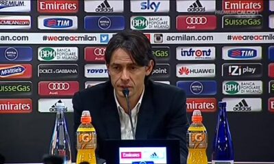 Inzaghi in conferenza alla vigilia del match contro il Verona