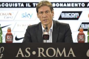 Garcia, l'allenatore della Roma