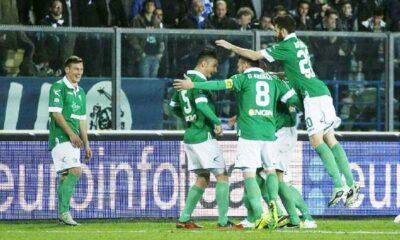 Serie B, 30^ giornata: l'Avellino batte 2-0 il Bari e agguanta il terzo posto
