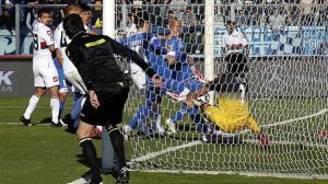 Gol di Barba, Empoli-Genoa 1-1