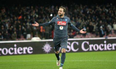 Higuain, il giocatore più forte del Napoli