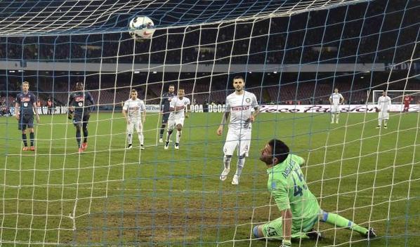 Inter in rimonta sul Napoli: da 2-0 a 2-2. Occasione persa per gli azzurri