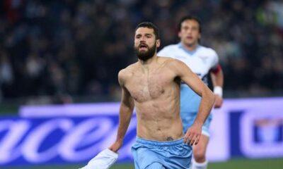 Candreva, suo il terzo gol nel 4-0 alla Fiorentina