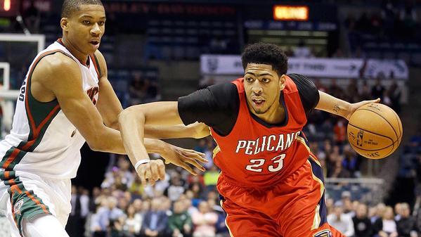 Nba, il quintetto della notte: Davis re assoluto della notte, Curry stende i Suns