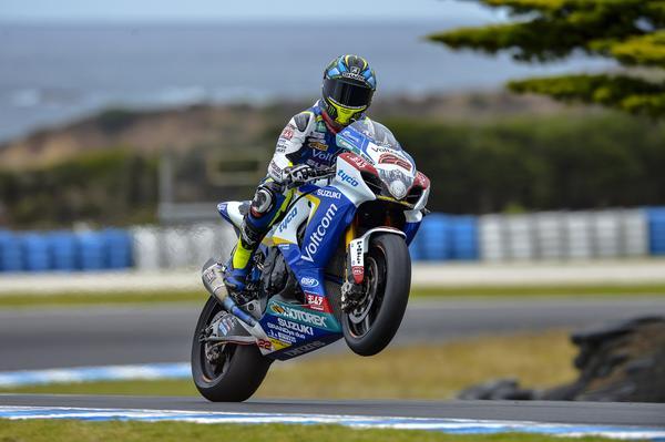 Moto2, test Jerez: Lowes impone il suo ritmo