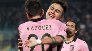 Vazquez e Dybala nel mirino della Juventus