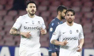 Il Napoli non sa più vincere: 1-1 con l'Atalanta
