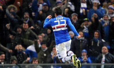 Sampdoria-Inter 1-0.