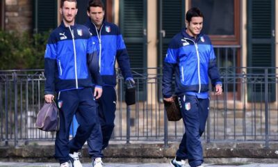 L'Italia cambia pelle: Eder, Valdifiori e Vazquez, la prima volta in azzurro