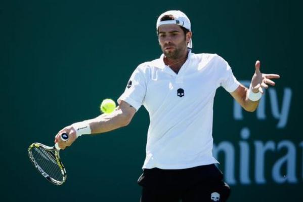Bolelli al secondo turno dell'ATP Miami