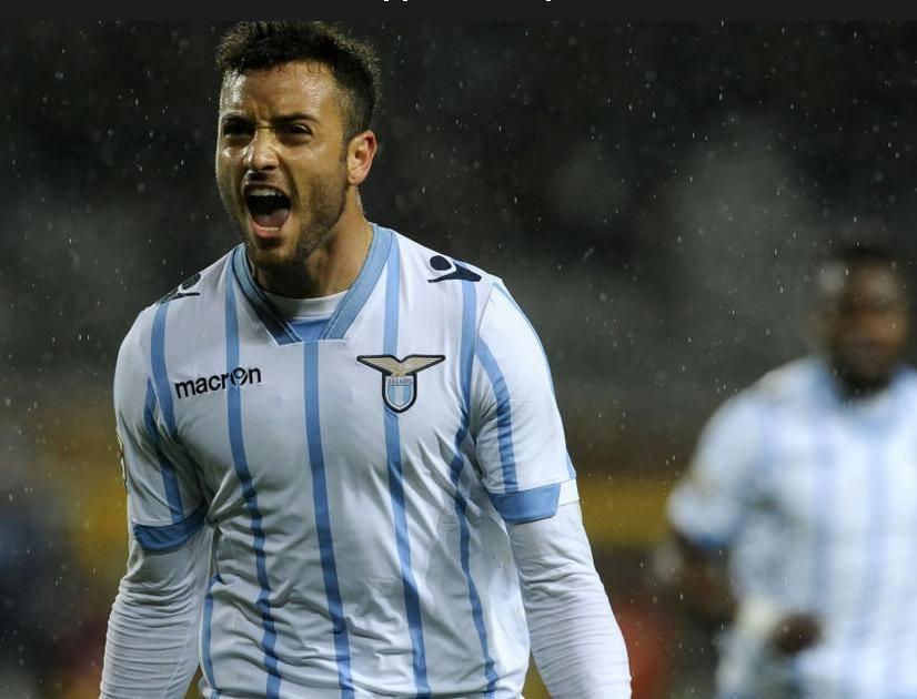 Felipe Anderson Torino-Lazio.