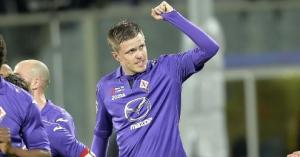 Ilicic, tra i top in Fiorentina-Roma