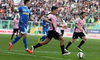 Palermo-Empoli 0-0: tanto spettacolo, mancano solo i gol