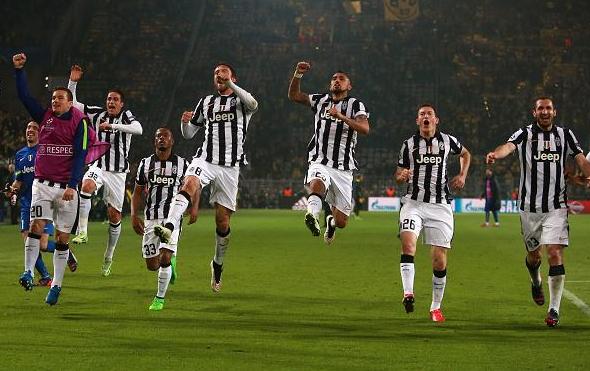 Con la Juventus gli anni '90 non sembrano lontani