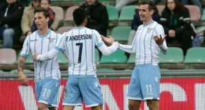 Il gol di domenica contro il Sassuolo ha permesso a Miroslav Klose di raggiungere quota 300 gol in carriera.