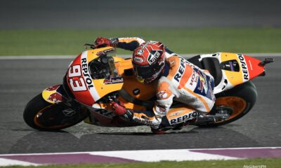Marc Marquez FP MotoGp 2015 Qatar