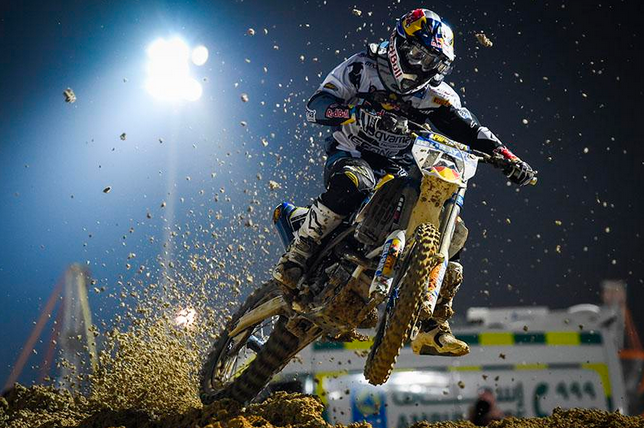 Motocross: Nagl sceicco del Qatar, Cairoli se la prende comoda