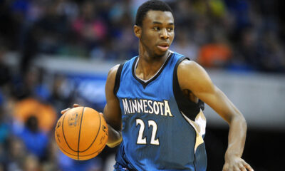 Andrew Wiggins, giovane stella dei Minnesota Timberwolves