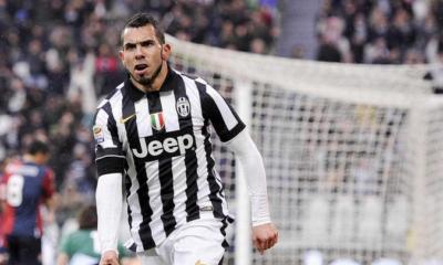 Tevez boom, anche il Genoa si arrende alla Juventus
