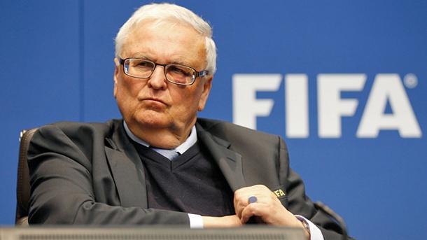 Theo Zwanziger (Comitato esecutivo Fifa)