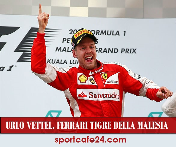 Vettel Malesia