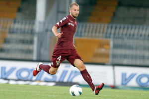 Migjen Basha, centrocampista del Torino, è stato tra i migliori in campo nella sfida di Parma