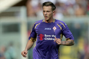 Federico Bernardeschi dovrebbe rinnovare con la Fiorentina.