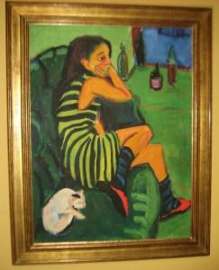 L'espressionismo tedesco a Genova