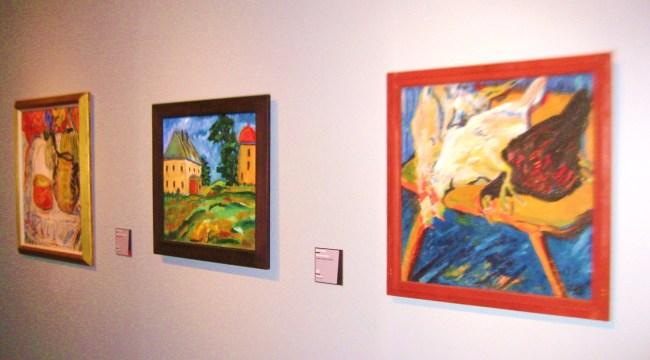 L'espressionismo tedesco sbarca a Genova