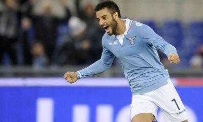 Felipe Anderson, baby fenomeno della Lazio