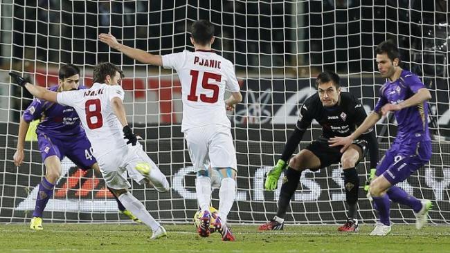 Stasera si gioca Fiorentina-Roma