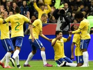Francia - Brasile