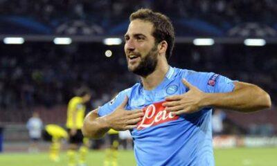 Higuain trascinerà il Napoli contro l'Inter nel posticipo della 26^ giornata di Serie A