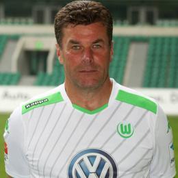 Dietmar Hocking, allenatore del Wolfsburg