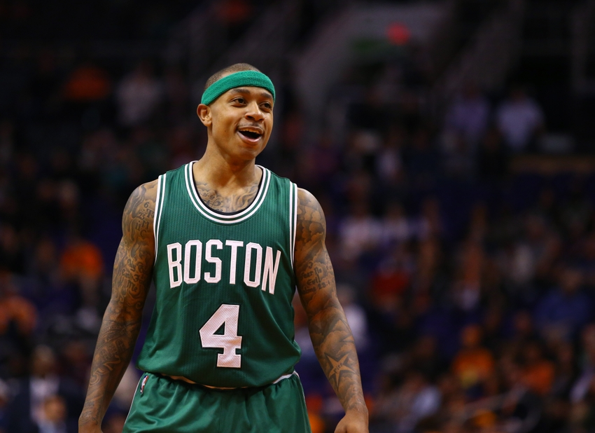 Isaiah Thomas, neoacquisto dei Boston Celtics
