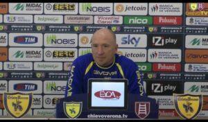 Maran ha parlato alla vigilia di Lazio-Chievo.