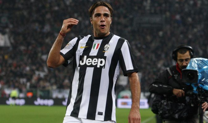 Alessandro Matri partirà titolare in Palermo - Juventus